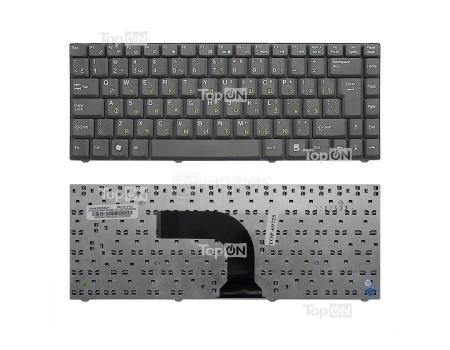 Клавиатура для ноутбука Asus F5, C90, Z37 Series, TopON TOP-69725 Черный