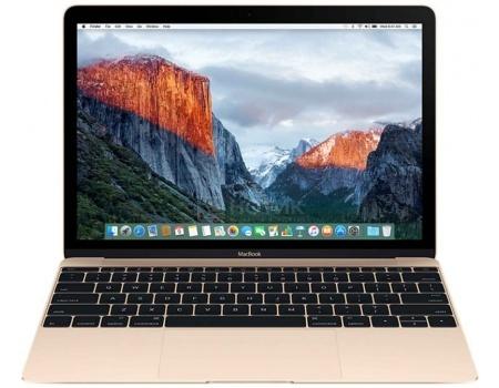 Ноутбук Apple MacBook MLHE2RU/A (12.0 Retina/ Core M3 6Y30 900MHz/ 8192Mb/ SSD 256Gb/ Intel HD Graphics 515 64Mb) Mac OS X 10.11 (El Capitan) [MLHE2RU/A] от Нотик