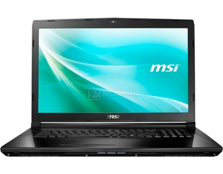 Ноутбук MSI CX72 6QD-048XRU (17.3 LED/ Core i3 6100H 2700MHz/ 4096Mb/ HDD 500Gb/ NVIDIA GeForce 940MX 2048Mb) Free DOS [9S7-179673-048]