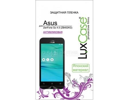 Защитная пленка LuxCase для Asus Zenfone Go ZB452KG (Антибликовая) 51778 luxcase защитная пленка для asus zenfone 2 ze500cl антибликовая