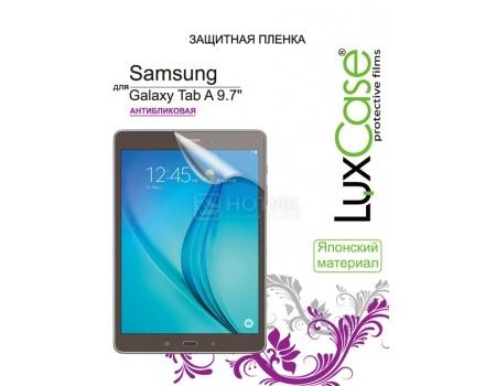 все цены на  Защитная пленка LuxCase для Samsung Galaxy Tab A 9.7 (Антибликовая), 81412  онлайн