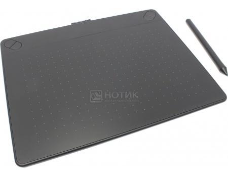 Графический планшет Wacom Intuos Comic Creative Pen and Touch Tablet S , Черный CTH-690CK-N