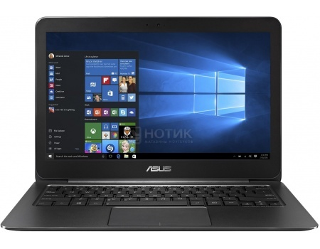 Ультрабук ASUS Zenbook Pro UX305UA (13.3 LED/ Core i7 6500U 2500MHz/ 8192Mb/ SSD 512Gb/ Intel HD Graphics 520 64Mb) MS Windows 10 Professional (64-bit) [90NB0AB1-M05830]