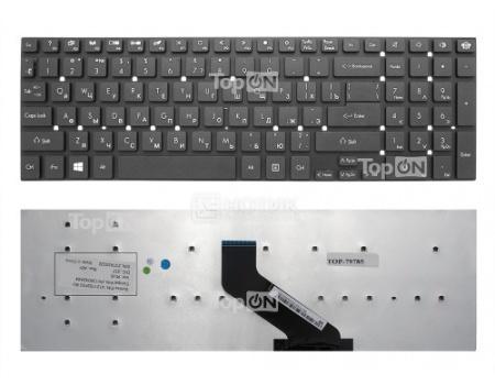 Клавиатура для ноутбука Acer Aspire 5755G 5830T 5830G  5830TG V3  V3-551 V3-771 Series, TopON TOP-79785 Черный