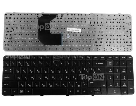 Клавиатура для ноутбука HP Pavilion G7-1000  Series, TopON TOP-85008 Черный