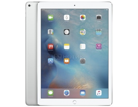 Планшет Apple iPad Pro 12.9 256Gb Wi-Fi Silver (iOS 9/A9X 2260MHz/12.9