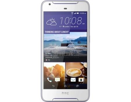 Смартфон HTC Desire 628 Dual Sim Cobalt White (Android 5.1/MT6753 1300MHz/5.0 (1280x720)/3072Mb/32Gb/4G LTE 3G (EDGE, HSDPA, HSPA+)) [99HAJZ031-00]