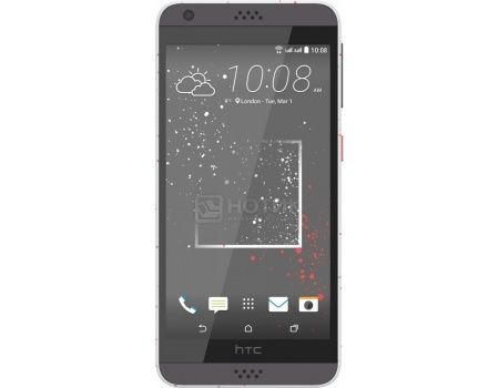 Смартфон HTC Desire 630 Dual Sim Sprinkle White (Android 6.0 (Marshmallow)/Snapdragon 400 1600MHz/5.