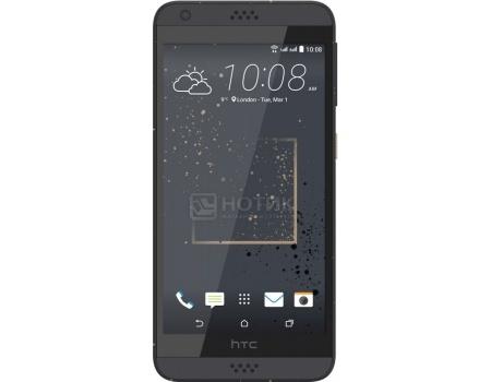 "Смартфон HTC Desire 630 Dual Sim Dark Gray (Android 6.0 (Marshmallow)/Snapdragon 400 1600MHz/5.0"" 1280x720/2048Mb/16Gb/ 3G (EDGE, HSDPA, HSUPA)) [99HAJM008-00]"