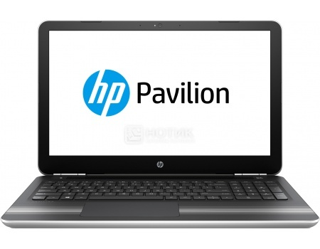 Ноутбук HP Pavilion x360 15-bk004ur (15.6 LED/ Pentium Dual Core 4405U 2100MHz/ 6144Mb/ HDD 500Gb/ I