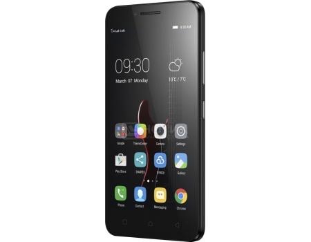 Смартфон Lenovo Vibe C2 (K10A40) Black (Android 5.1/MT6735P 1000MHz/5.0 (1280x720)/1024Mb/8Gb/4G LTE 3G (EDGE, HSDPA, HSUPA)) [PA450035RU] lenovo vibe c2 k10a40 dual sim 8gb lte black