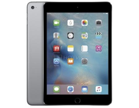 Планшет Apple iPad Mini 4 64Gb Wi-Fi Space Gray (iOS/A8 1500MHz/7.9