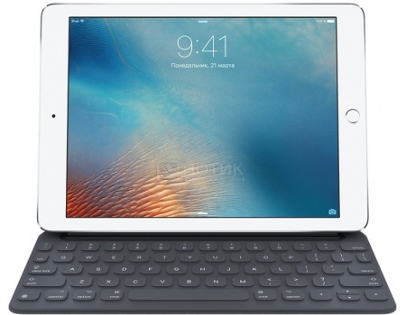 Клавиатура Apple Smart Keyboard для iPad Pro 9,7 , Черный MM2L2ZX/A