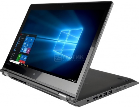 Ноутбук Lenovo ThinkPad P40 Yoga (14.0 IPS (LED)/ Core i7 6700HQ 2600MHz/ 8192Mb/ SSD 256Gb/ NVIDIA Quadro M500M 2048Mb) MS Windows 7 Professional (64-bit) [20GQ001JRT]