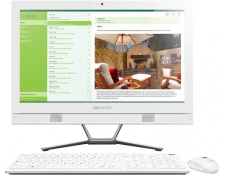 Моноблок Lenovo IdeaCentre C40-30 (21.5 LED/ Core i3 5005U 2000MHz/ 4096Mb/ HDD 500Gb/ Intel HD Graphics 5500 64Mb) MS Windows 10 Home (64-bit) [F0B400U0RK]