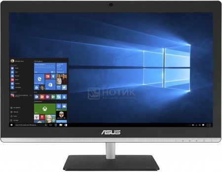 Моноблок Asus Vivo AiO V220IB (21.5 LED/ Pentium Quad Core N3700 1600MHz/ 4096Mb/ HDD 1000Gb/ NVIDIA GeForce GT 930M 2048Mb) MS Windows 10 Home (64-bit) [90PT01F1-M01250]