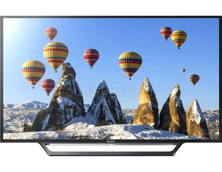 Телевизор SONY 48 KDL-48WD653 FHD, Smart TV, CMR 200, Черный
