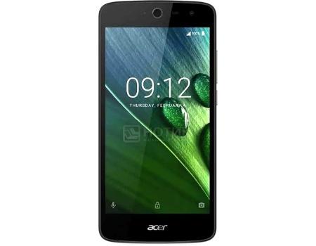 Смартфон Acer Liquid Zest Z525 8Gb (Android 6.0 (Marshmallow)/MT6580 1300MHz/5.0 (1280x720)/1024Mb/8Gb/ 3G (EDGE, HSDPA, HSPA+)) [HM.HU6EU.001]