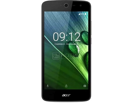 "Смартфон Acer Liquid Zest Z 4G (528) 16Gb (Android 6.0 (Marshmallow)/MT6735 1000MHz/5.0"" (1280x720)/2048Mb/16Gb/4G LTE ) [HM.HVCEU.002] от Нотик"