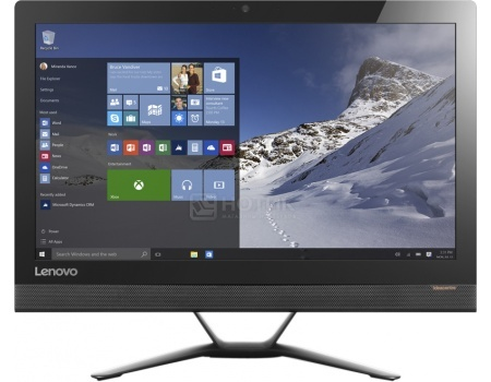 Моноблок Lenovo IdeaCentre 300-23 (23.0 IPS (LED)/ Pentium Dual Core 4405U 2100MHz/ 4096Mb/ HDD 1000Gb/ Intel HD Graphics 510 64Mb) MS Windows 10 Home (64-bit) [F0BY00CXRK]