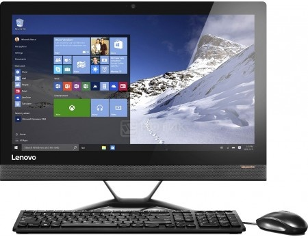 Моноблок Lenovo IdeaCentre 300-23 (23.0 IPS (LED)/ Pentium Dual Core 4405U 2100MHz/ 4096Mb/ HDD 1000Gb/ NVIDIA GeForce GT 920A 2048Mb) MS Windows 10 Home (64-bit) [F0BY00D2RK]