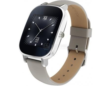 Смарт-часы ASUS ZenWatch 2 WI502Q Beige, Бежевый WI502Q-1LKHA0013 90NZ0031-M01020 от Нотик