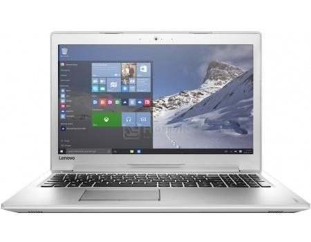 Ноутбук Lenovo IdeaPad 510-15 (15.6 IPS (LED)/ Core i5 6200U 2300MHz/ 6144Mb/ HDD 1000Gb/ NVIDIA GeForce GT 940MX 2048Mb) MS Windows 10 Home (64-bit) [80SR00B5RK]