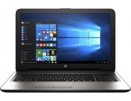 Ноутбук HP 15-ay037ur (15.6 LED/ Core i5 6200U 2300MHz/ 4096Mb/ HDD 500Gb/ AMD Radeon R5 M330 4096Mb) MS Windows 10 Home (64-bit) [P3T06EA]