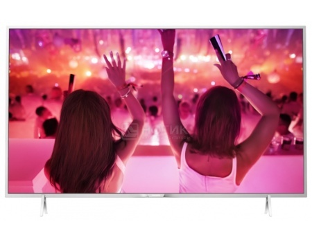 Телевизор Philips 32PFT5501/60, Full HD, SmartTV, PMR 500, Android 5.1, Серебристый от Нотик