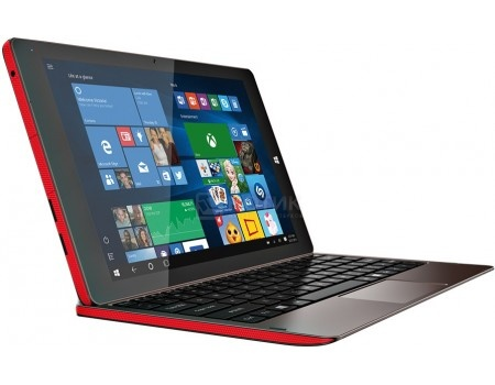 "Планшет Prestigio MultiPad Visconte V (MS Windows 10 Home (32-bit)/Z3735F 1330MHz/10.1"" 1280x80"