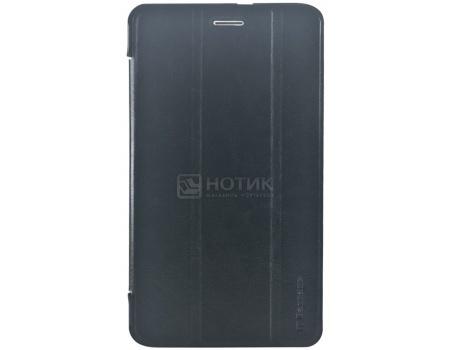 Чехол-книжка IT Baggage для планшета Huawei Media Pad T1 7,  Искусственная кожа, (ультратонкий) Черный ITHWT1705-1