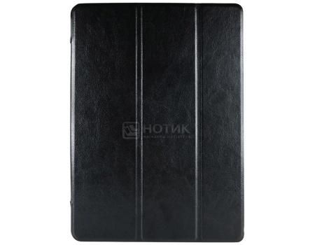 Фотография товара чехол-книжка IT Baggage для планшета Huawei Media Pad M2 10, Искусственная кожа, Черный ITHWM2105-1 (46378)