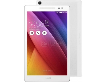 Планшет Asus ZenPad 8.0 Z380M 16Gb (Android 6.0 (Marshmallow)/MTK8163 1300MHz/8.0* 1280x800/1024Mb/16Gb/ ) [90NP00A2-M00810], арт: 46393 - ASUS