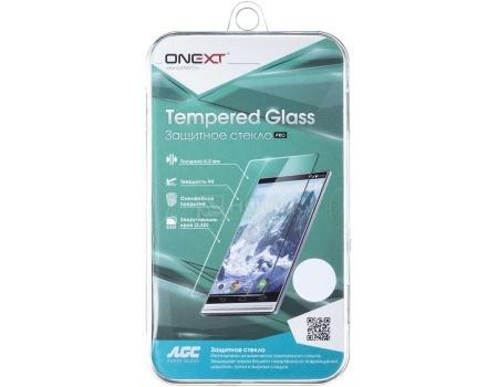 Защитное стекло ONEXT для Samsung Galaxy S6 Edge, 3D с рамкой, Золотистый 41031