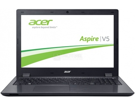 Ноутбук Acer Aspire V5-591G-50RF (15.6 LED/ Core i5 6300HQ 2300MHz/ 12288Mb/ HDD+SSD 1000Gb/ NVIDIA GeForce® GTX 950M 4096Mb) Linux OS [NX.G66ER.009]