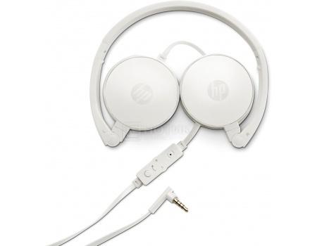 Гарнитура проводная HP Stereo Headset H2800 White, Белый F6J04AA