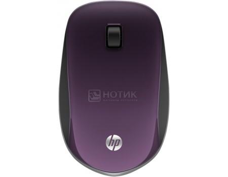 Мышь беспроводная HP Z4000, 1200dpi , Фиолетовый E8H26AA