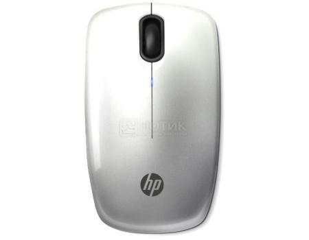 Мышь беспроводная HP Z3200, 1600dpi , Серебристый N4G84AA