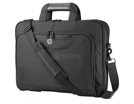 """Сумка 16.1"""" HP Value Carrying Case, QB681AA, Нейлон, Черный"""