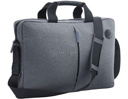 "Фотография товара сумка 17"" HP Value Topload, T0E18AA, Полиэстер, Серый (46471)"