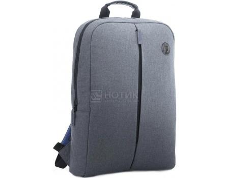 "Рюкзак 15.6"" HP Essential Backpack, K0B39AA, Полиэстер, Серый от Нотик"