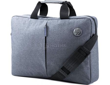 """Сумка 15.6"""" HP Essential Topload , K0B38AA, Нейлон, Серый от Нотик"""