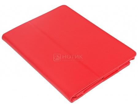 Фотография товара чехол-подставка IT Baggage для планшета Lenovo IdeaTab 2 A10-70/A10-70L, Искусственная кожа, Красный ITLN2A102-3 (46504)