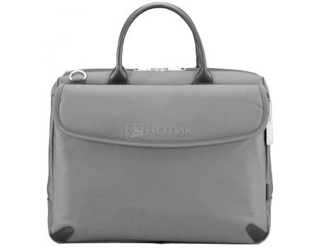 "Фотография товара сумка 15,4"" Sumdex Tina Metro Brief NON-915GY Нейлон/Полиэстер, Серый (46522)"