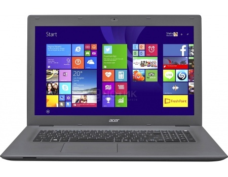 Ноутбук Acer Extensa EX2530-C1FJ (15.6 LED/ Celeron Dual Core 2957U 1400MHz/ 2048Mb/ HDD 500Gb/ Intel HD Graphics 64Mb) Linux OS [NX.EFFER.004]