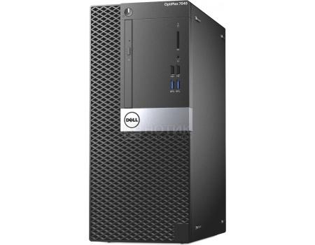 Системный блок Dell Optiplex 7040 MT (0.0 / Core i7 6700 3400MHz/ 8192Mb/ HDD 1000Gb/ AMD Radeon R7 350X 4096Mb) MS Windows 7 Professional (64-bit) [7040-2679]