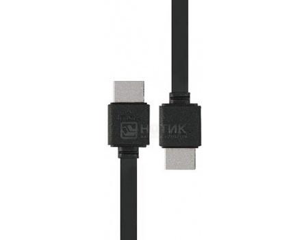 Кабель Prolink HDMI (AM) - HDMI (AM) v2.0, 1.5м, Черный PB358B-0150