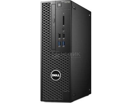 Системный блок Dell Precision 3420 SFF (0.0 / Xeon E3-1220 v5 3000MHz/ 8192Mb/ HDD 1000Gb/ NVIDIA Quadro K420 2048Mb) MS Windows 7 Professional (64-bit) [3420-9495]Dell<br>0.0 Intel Xeon E3-1220 v5 3000 МГц 8192 Мб DDR4-2133МГц HDD 1000 Гб MS Windows 7 Professional (64-bit), Черный<br><br>Сенсорный экран: нет<br>Разрешение экрана: None<br>Размер экрана: 0<br>Тип: None<br>Установленная ОС: MS Windows 7 Professional (64-bit)<br>Wi-Fi: нет<br>Интерфейс USB 3.0: да<br>Интерфейс FireWire: нет<br>Интерфейс DVI: нет<br>Интерфейс HDMI: да<br>Кардридер: нет<br>Тип оптического привода: DVD±RW<br>Размер видеопамяти Мб: 2048<br>Видеопроцессор: NVIDIA Quadro K420<br>Твердотельный диск (SSD): нет<br>Объем жесткого диска Гб: 1000<br>Тип памяти: DDR4<br>Размер оперативной памяти Гб: 8<br>Частота процессора МГц: 3000<br>Тип процессора: Intel Xeon