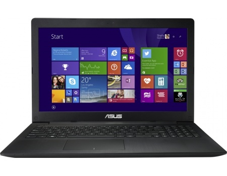 Ноутбук Asus X553SA (15.6 LED/ Celeron Dual Core N3050 1600MHz/ 2048Mb/ HDD 500Gb/ Intel HD Graphics 64Mb) MS Windows 10 Home (64-bit) [90NB0AC1-M04470]