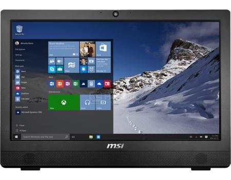 Моноблок MSI Pro 24 2M-032RU (23.6 LED/ Core i3 4160 3600MHz/ 4096Mb/ HDD 500Gb/ Intel HD Graphics 4400 64Mb) MS Windows 10 Home (64-bit) [9S6-AE9111-032]